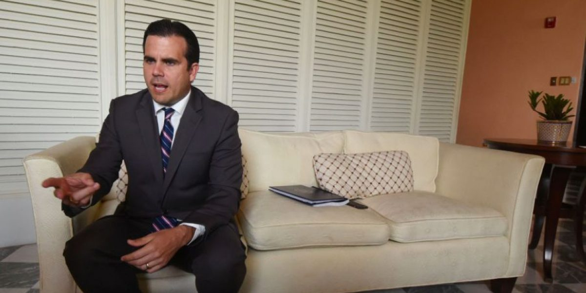 Ricardo Rosselló no descarta retar a la Junta