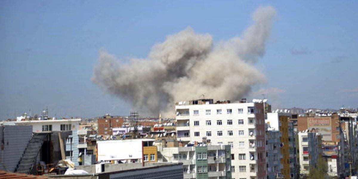 Cuatro heridos tras explosión en Turquía