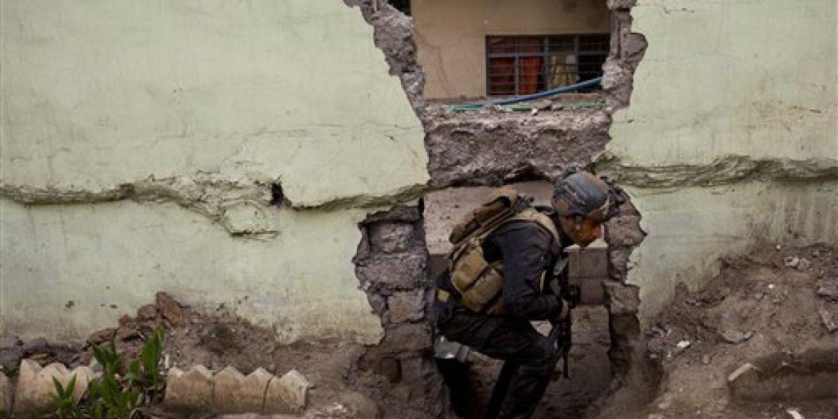 Estado Islámico pierde territorio conquistado en Irak