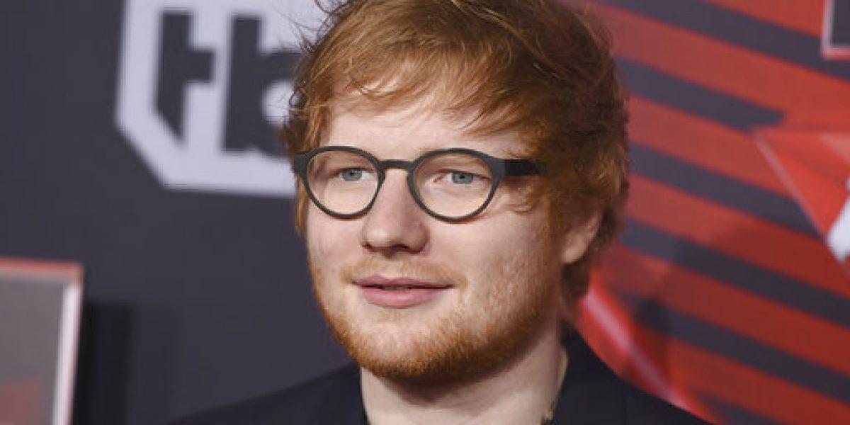 Ed Sheeran llega a acuerdo en demanda por plagio
