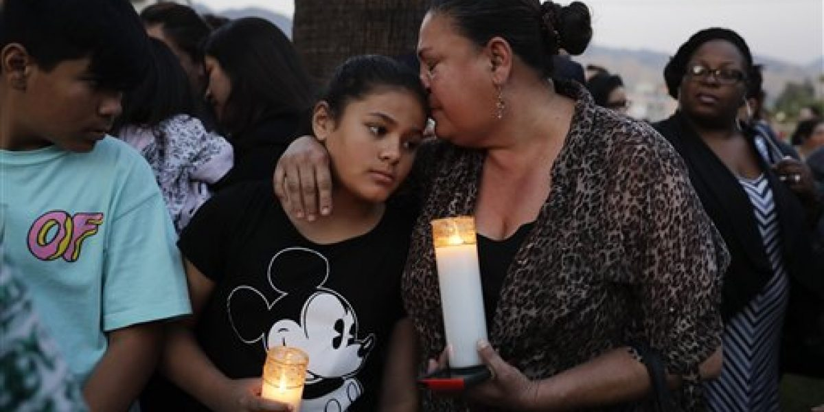 Cierra escuela elemental en San Bernardino tras fatal tiroteo