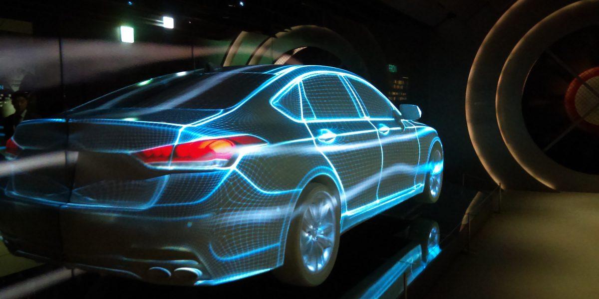 Así luce el Hyundai Motor Studio en Corea del Sur