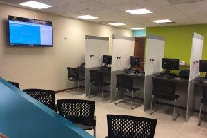 Las nuevas instalaciones del CSI en Vieques. / Foto: David Cordero Mercado. Imagen Por: Las nuevas instalaciones del CSI en Vieques. / Foto: David Cordero Mercado