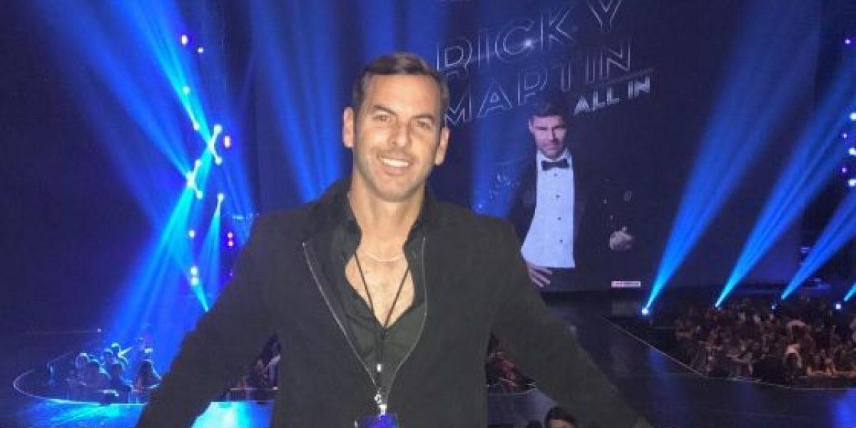 Exnovio de Ricky Martin le dedica emotivo mensaje