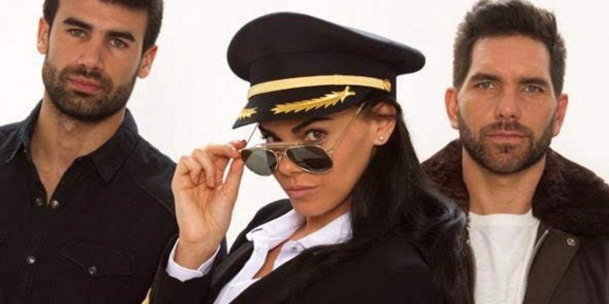 "Aterriza ""La piloto"" en Puerto Rico"