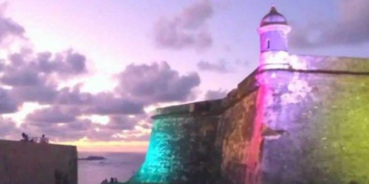 Gratis la entrada al Castillo San Felipe del Morro