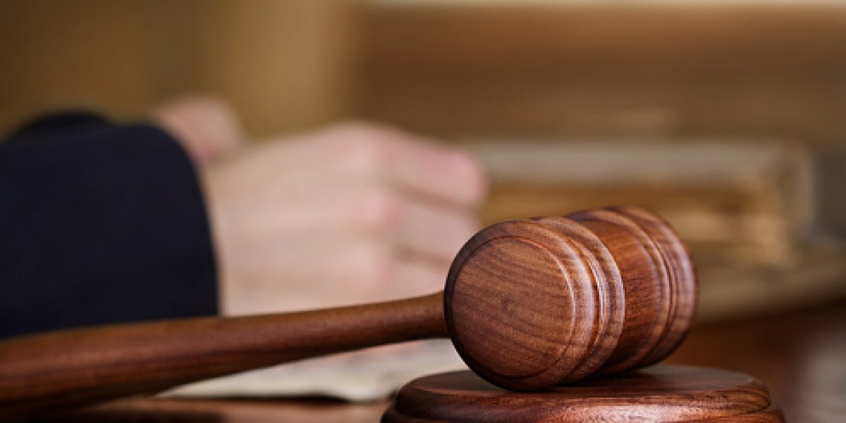 Tribunales cierra salas por situación fiscal