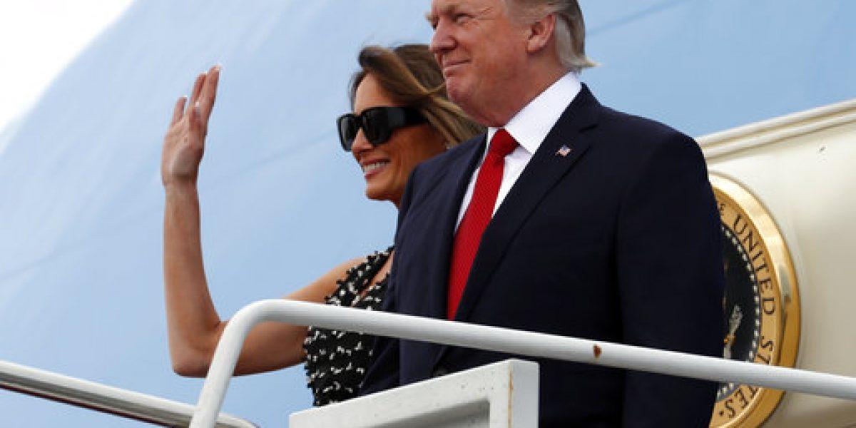 Melania Trump acepta disculpa e indemnización de conocido medio