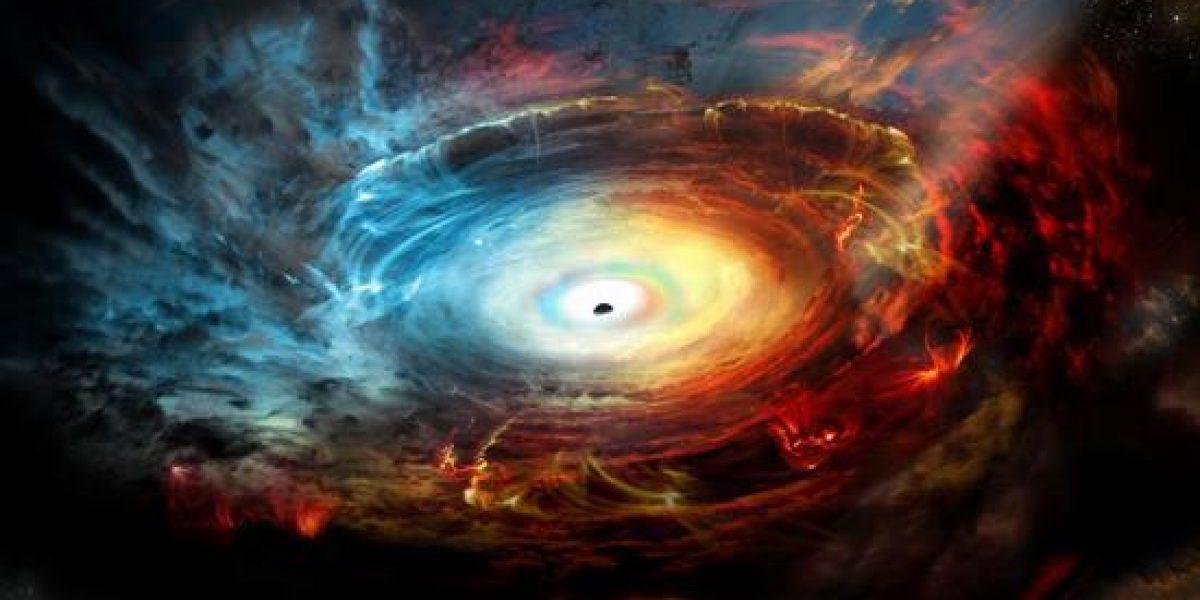Científicos creen haber fotografiado un agujero negro por primera vez