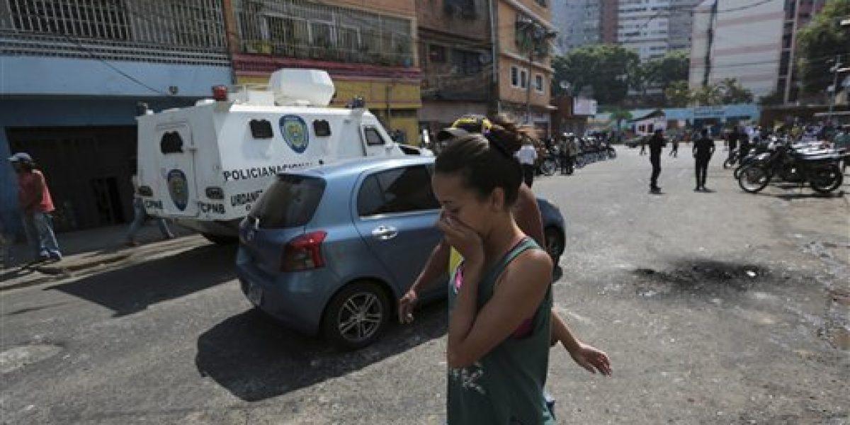 Aumenta a tres los muertos tras protestas en Venezuela