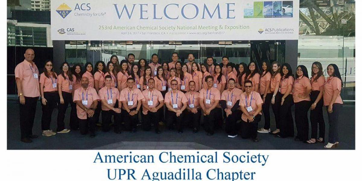 Estudiantes boricuas de la UPR Aguadilla reciben importante galardón