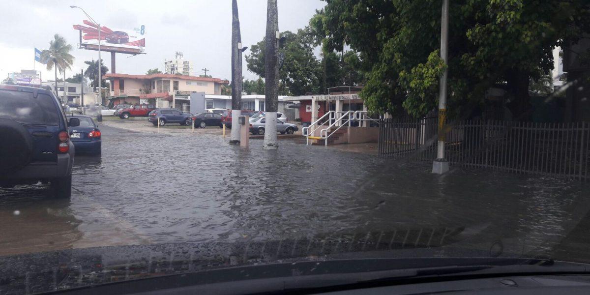 Advertencia de inundaciones para San Juan, Carolina y Guaynabo
