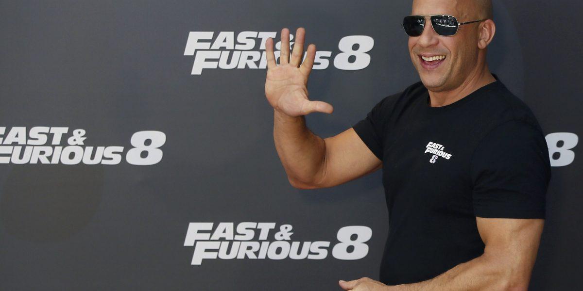 """""""The Fate of the Furious"""" busca romper la taquilla"""