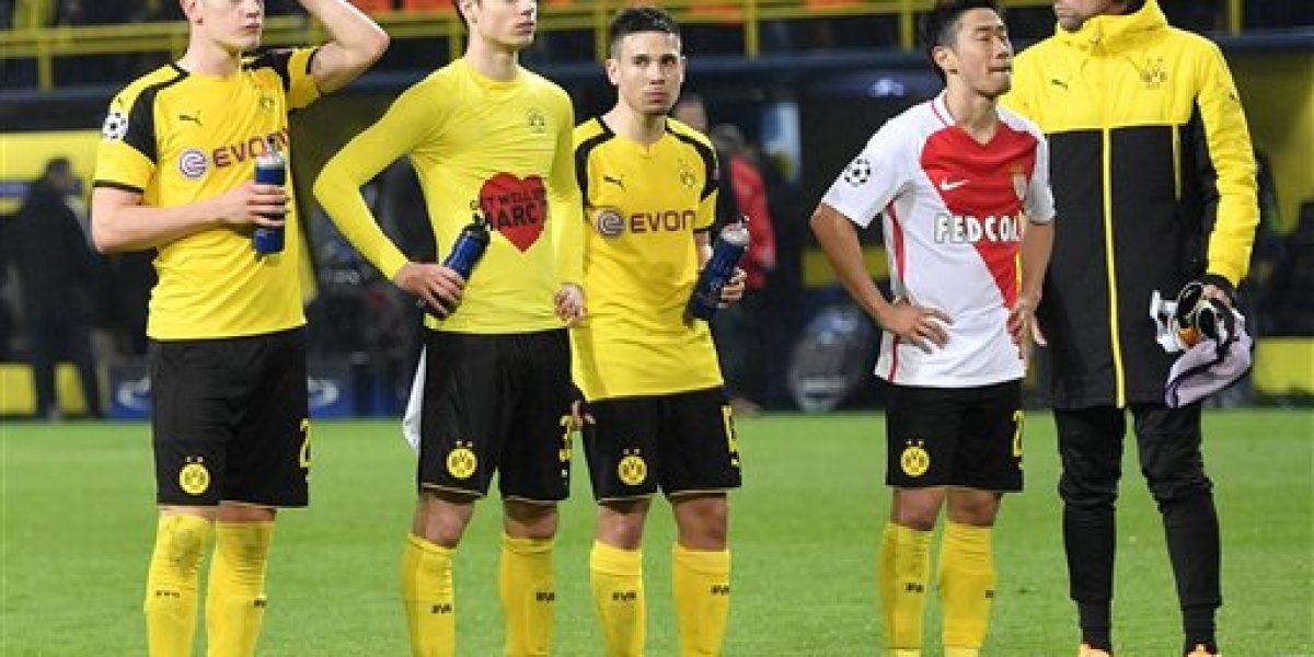 Dortmund intenta olvidar atentado para pensar en fútbol