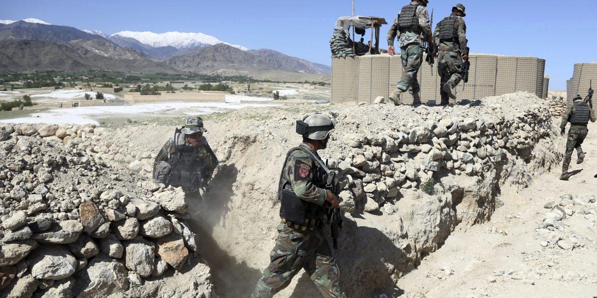 Afganistán: enorme bomba de EE.UU. mata a 36 milicianos