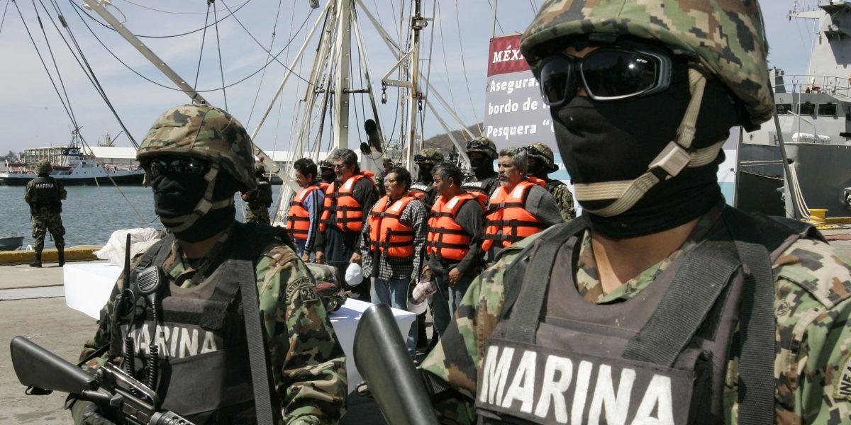 Muere capo de cártel de Sinaloa en choque con Marina de México