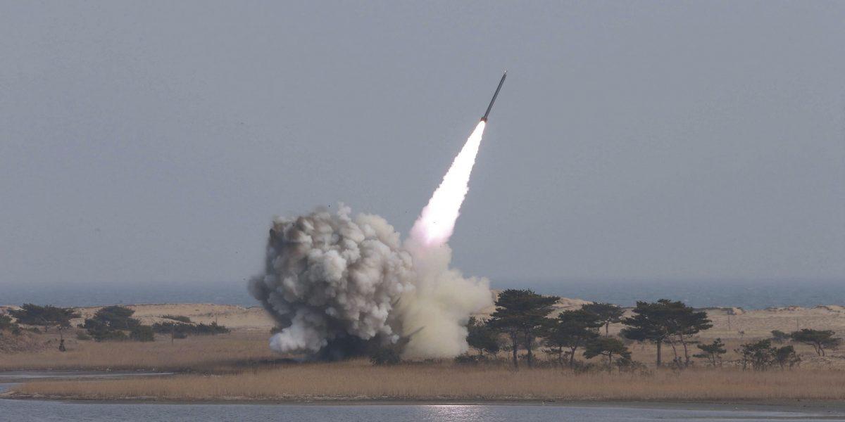 EEUU trabaja con China para detener a Corea del Norte