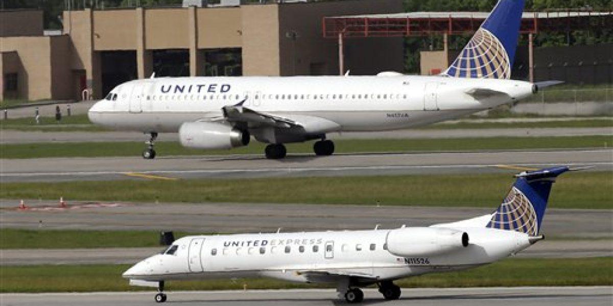 United Airlines ya no bajará pasajeros que hayan abordado