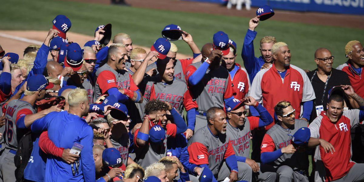 Confirman participación de Puerto Rico en béisbol de Centroamericanos