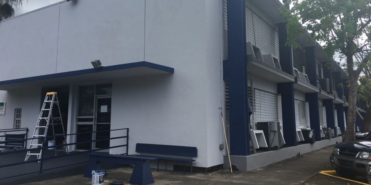 Edificios Públicos pone el ojo en el mantenimiento de las estructuras