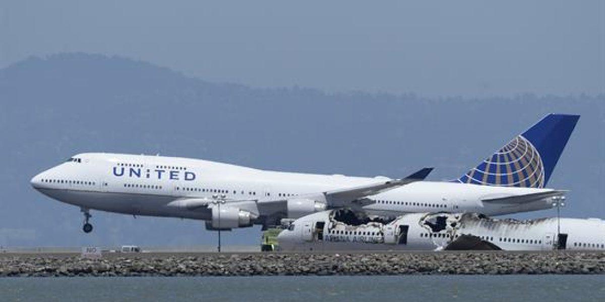 United Airlines asegura están ganando más dinero