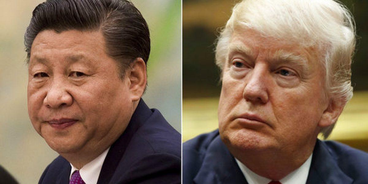 Trump le dice a Norcorea que se comporten