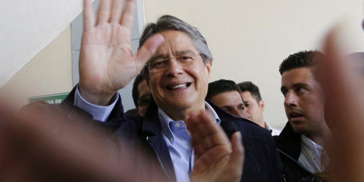 Opositor ecuatoriano pide recuento tras elecciones