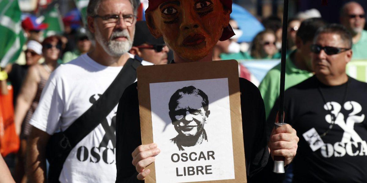 A un mes para la libertad de Oscar López Rivera