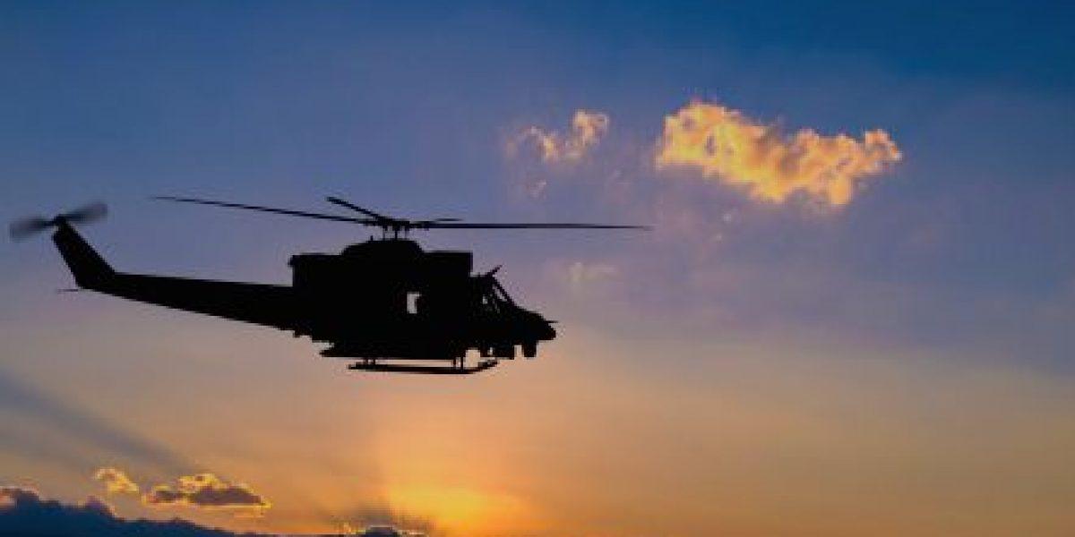 Helicóptero militar se estrella en Maryland