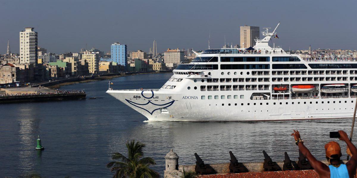 Industria de los cruceros sigue batiendo récords de pasajeros