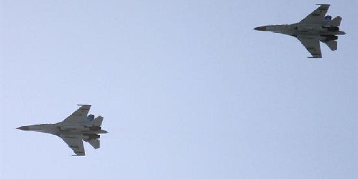 Bombarderos rusos sobrevolaron ayer cerca de Alaska