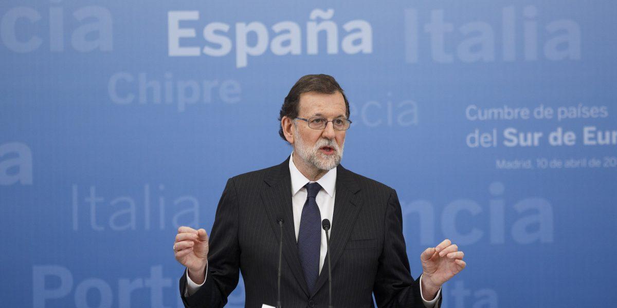 Presidente de España llamado a testificar por corrupción en partido