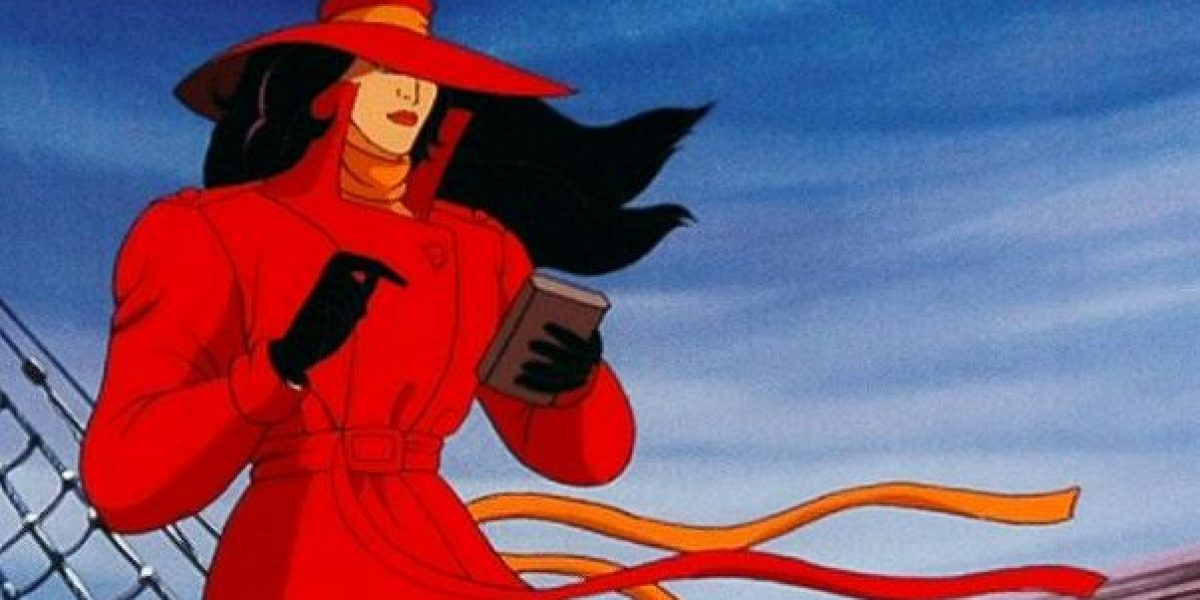 Netflix creará serie basada en Carmen Sandiego