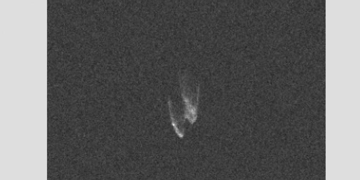 Observatorio de Arecibo capta imágenes de enorme asteroide