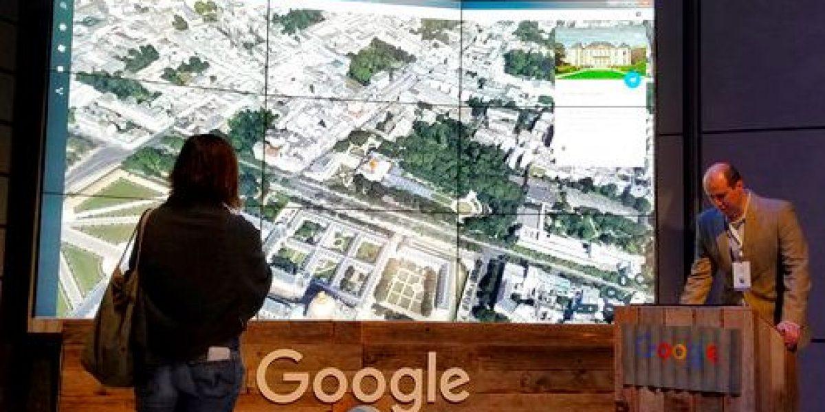 Llega la nueva versión 3D de Google Earth