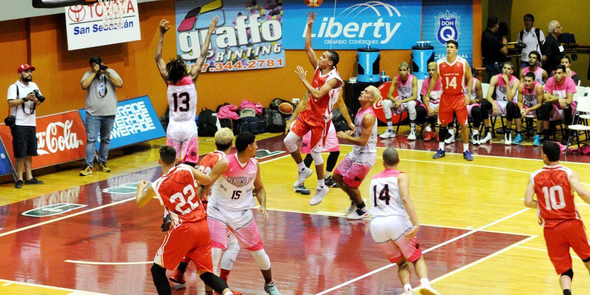 Juegos decisivos en ambas ramas del baloncesto universitario