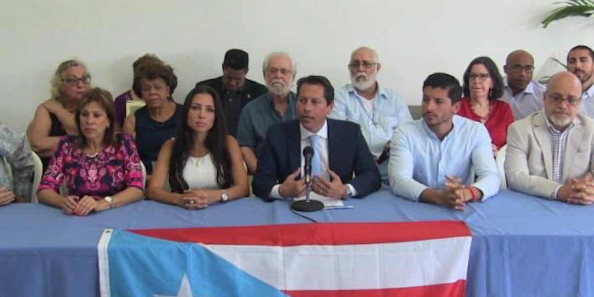 Junte Soberanista se une a boicot contra el plebiscito