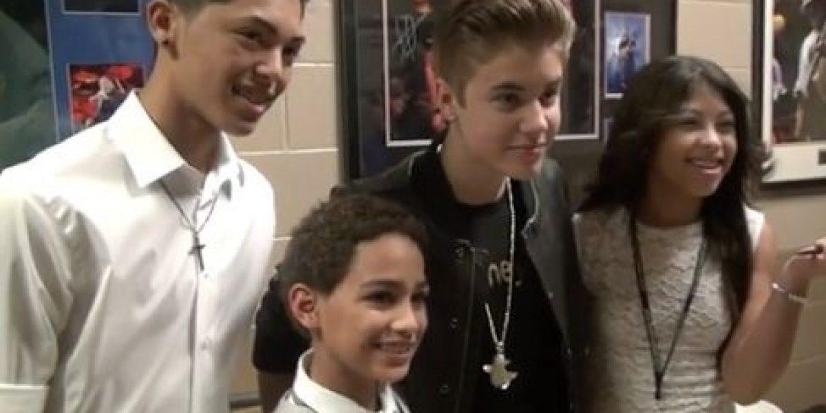 Esposa de Miguel Cotto recuerda cuando conoció a Justin Bieber