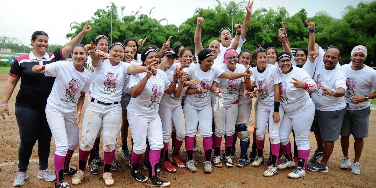 UMET consigue su tercer título al hilo en softball