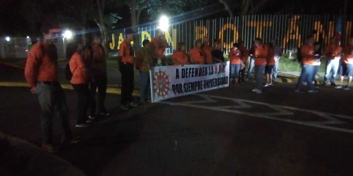 Paralizan labores en Administración Central de la UPR