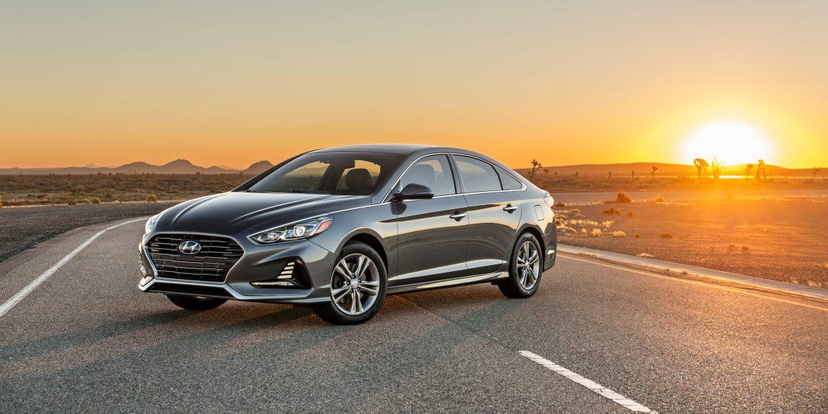Sonata 2018: solo el principio  de los lanzamientos de Hyundai