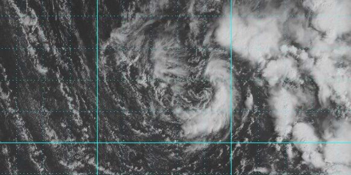 Se forma la primera depresión tropical en el Atlántico