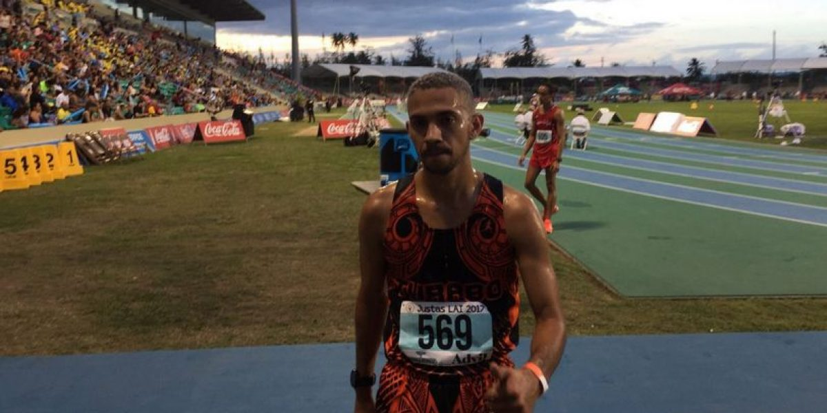 Turabo llega con un pie adelante a final atletismo en Justas LAI