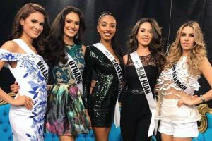 Beldades a observar en preliminar de Miss Universe P.R. 2017