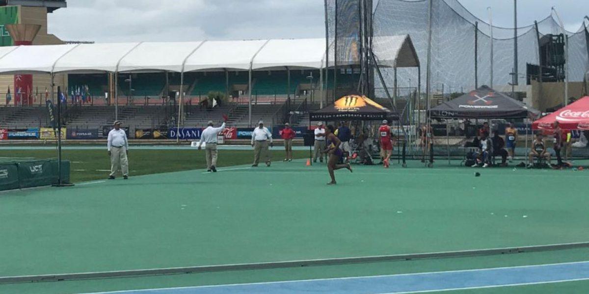 Arrancan las competencias decisivas de atletismo en las Justas