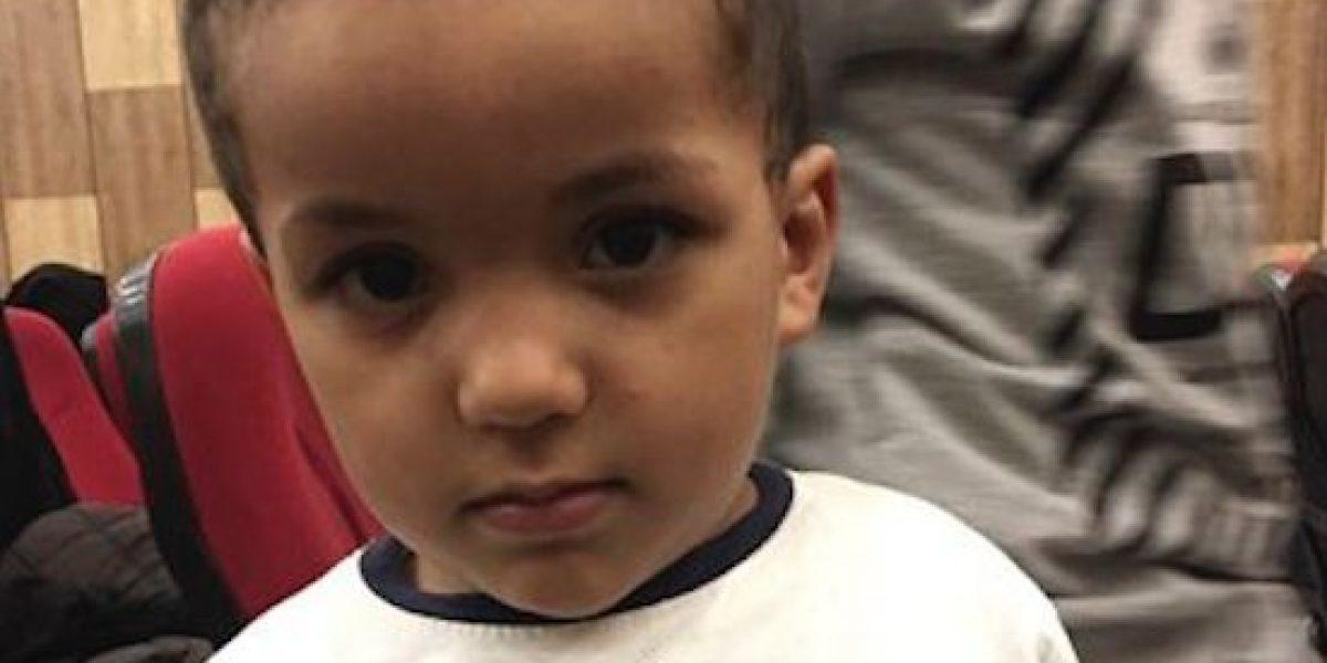Niño huérfano del Estado Islámico se ve atrapado en prisión