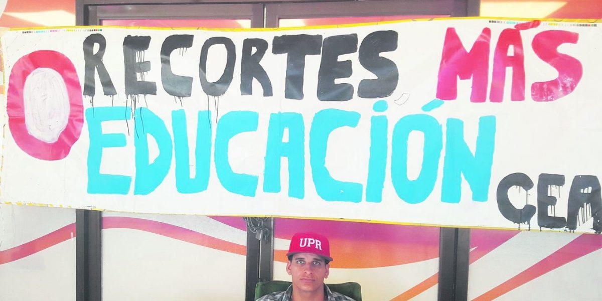 El grito de los atletas en resistencia de la UPR
