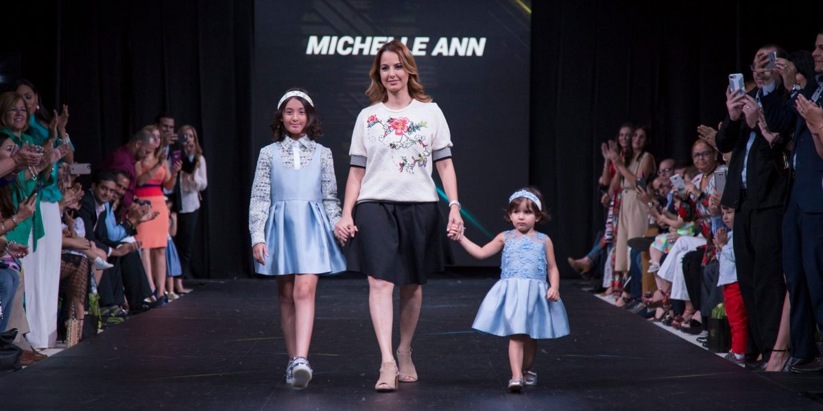 Hija de Ricardo Rosselló se estrena como modelo