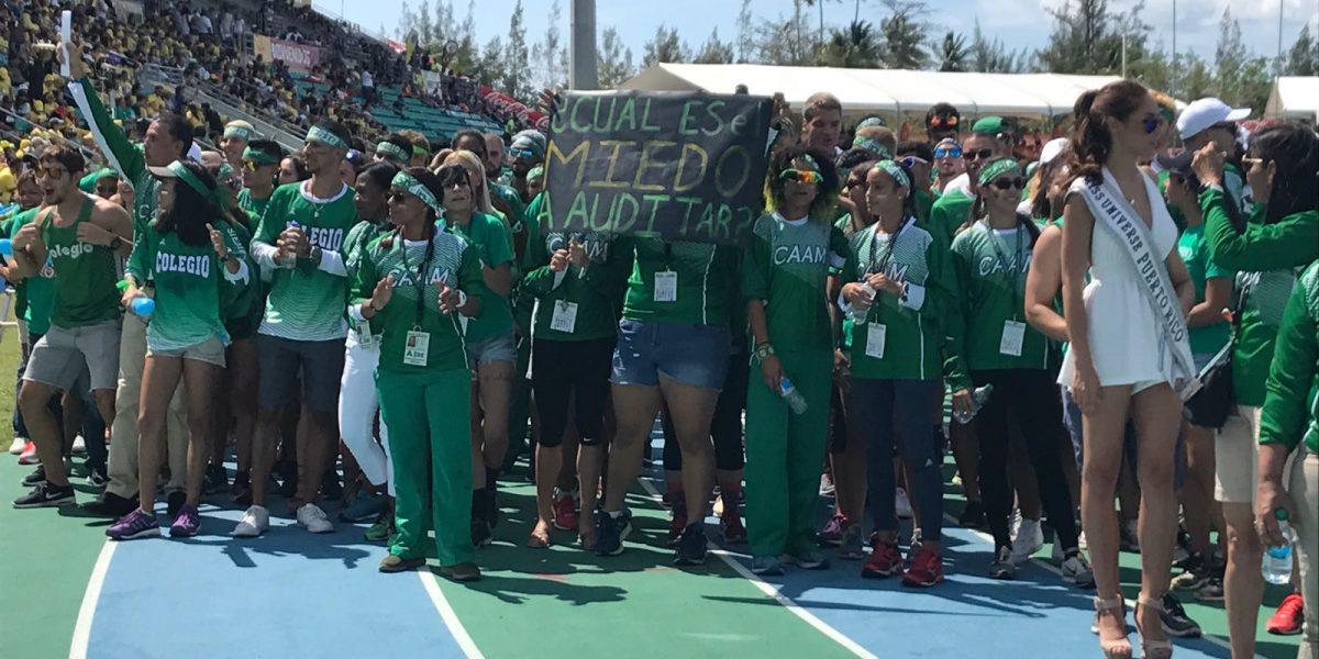 Colegio lidera Copa Global LAI al entrar al último día de Justas
