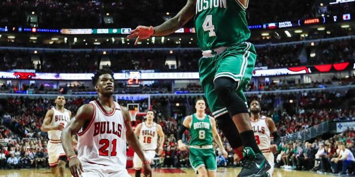 Los Celtics empatan la serie final